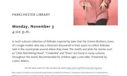 FREE Programs at The Parkchester Branch Library
