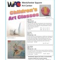 Westchester Square Art Center invites you to a new session of art for