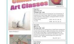 Westchester Square Art Center – Children's Art Classes