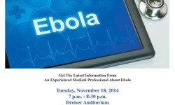 CO-OP CITY TOWN HALL MEETING ON EBOLA