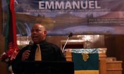 Iglesia Emmanuel's Pre-Thanksgiving Dinner