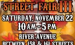 Stadium Street Fair 11/22/14