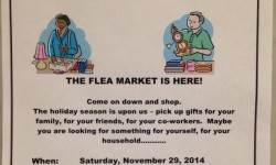 Janel Towers Flea Market 11/29/14