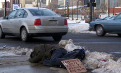 Homelessness Is Not Solved By A Roof Over One's Head