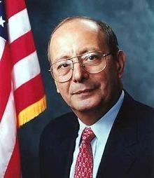 Former Senator Al' D'Amato votes against lessening authority if E.P.A.
