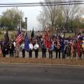 The Throggs Neck Veterans Day Parade 2014