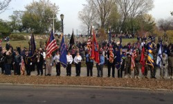 The Throggs Neck Veterans Day Parade 2014