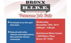 Veterans Job Fair 11/19/14