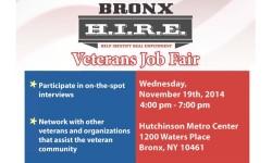 Veterans Job Fair 11/19/14