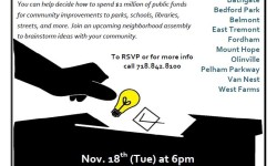 Council Member Ritchie Torres Participatory Budgeting Meeting