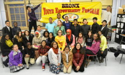 City Council Speaker Has Heart-to-Heart Chat With Bronx Youth