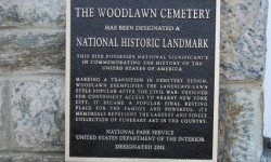 Woodlawn Cemetery: For the Living, Too