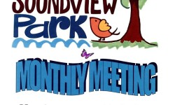 Friends of Soundview Park Monthly Meeting