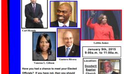 Bronx January's Meet and Greet Event