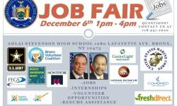 Job Fair TODAY!