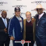 Melly Mel and Grandmaster Caz with Chronicle Publisher CEO Sal Conforto. Photo c/o Windows of Hip Hop