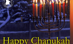 Happy Chanukah from The Bronx Chronicle 2014