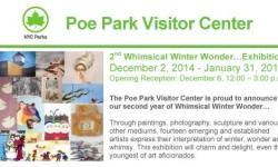 2nd Whimsical Winter Wonder…Exhibition
