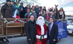 Senator Klein & Assemblyman Gjonaj Host 19th Annual Christmas Tree Lighting