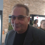 Co-owner Mike Ungaro showcasing Google Glass for guests