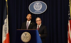 COMPTROLLER STRINGER AND BOROUGH PRESIDENTS DIAZ, ADAMS, BREWER, KATZ AND ODDO CALL FOR FIVE BOROUGH BROADBAND BILL OF RIGHTS ON PUBLIC WI-FI AGREEMENT