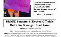 Bronx Tenants March 12/20/14