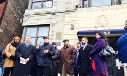 BRONX STATE & CITY ELECTED OFFICIALS ANNOUNCE NEW YEAR'S RESOLUTION FOR THE BRONX: GET ALL BUILDINGS OFF OF HEAVY HEATING OILS AND IMPROVE AIR QUALITY FOR ALL BOROUGH RESIDENTS