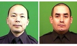 Police Officers Rafael Ramos and Wenjian Liu: Hero Police Officers Assassinated