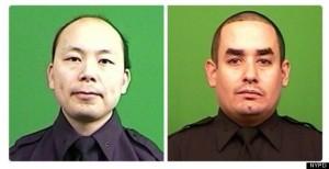 Police Officers Rafael Ramos and Wenjian Liu: Hero Police Officers Assassinated