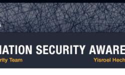 Information Security Awareness Newsletter – December 2014