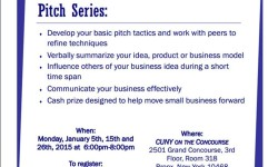 NYS SBDC Workshop Series & Competition