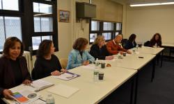 BP DIAZ HOSTS SUPERINTENDENTS MEETING
