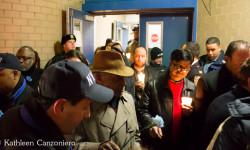 49th Precinct Memorializes Detectives Liu and Ramos