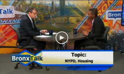 This Week's BronxTalk – Councilman Ritchie Torres
