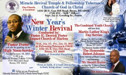New Year's Winter Revival