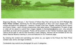 Picture the Park! Photo Contest