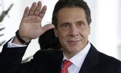 Governor Andrew Cuomo, son of Governor Mario Cuomo