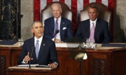 Bronx Congressmen React to President Obama's Feisty State of the Union Address