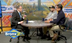 "This Week's BronxTalk – Jacobi Hospital's ""Stand up to Violence"" Program"