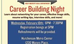 Career Building Night