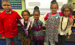 SUCCESS ACADEMY SCHOLARS TURN 100  FOR A DAY
