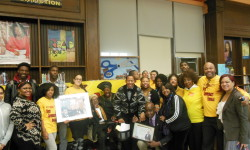Bronx Students Hear First-Hand Accounts of the Civil Rights movement