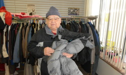 Council Member Andy King Spreads Warmth with Coat Giveaway