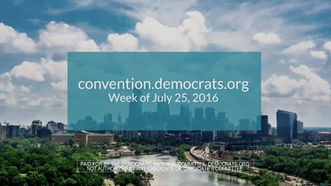 DNC_Philly Announcement_2016
