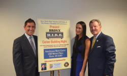 SENATOR JEFF KLEIN HOSTS BRONX H.I.R.E. CAREER BUILDING NIGHT