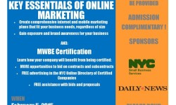 Please Join Us on Feb. 5th for Key Essentials of Online Marketing