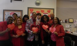 National Wear Red Day Marked By Bronx Council Member