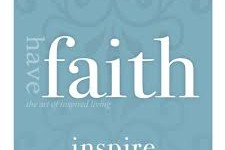 Matters of Faith: WHAT A DAY TO BE A BLESSING!