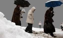 Winter Travel Advisory Issued For Monday AM Rush Hour Thru Wednesday PM