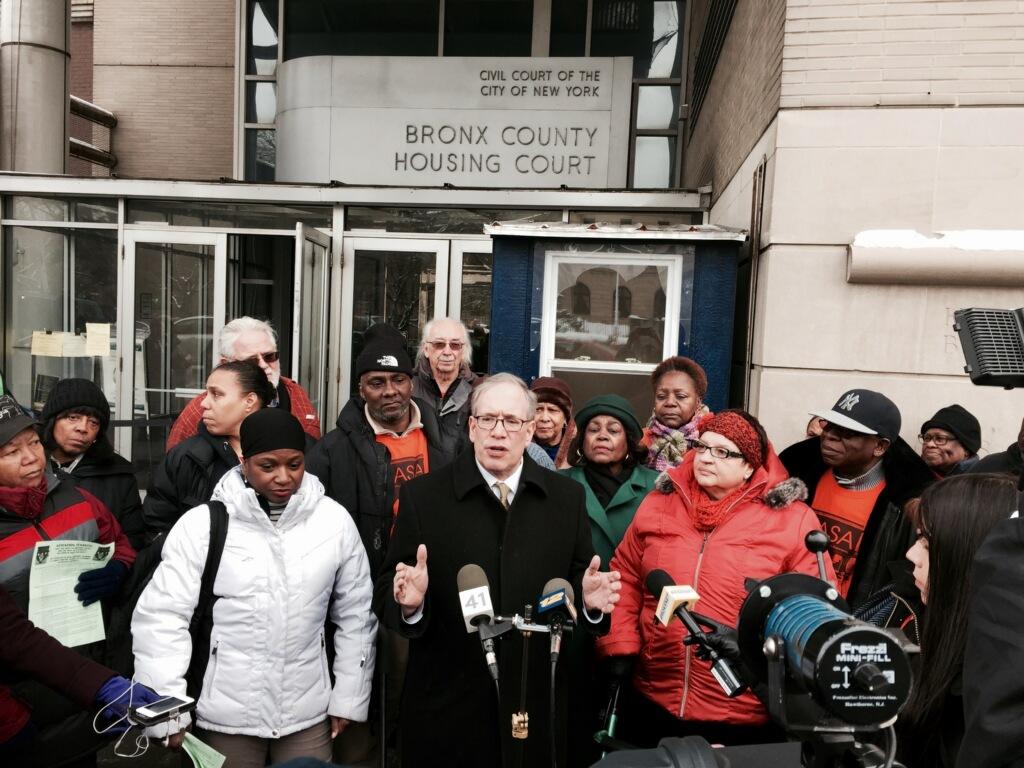 Stringer Bronx Housing Court